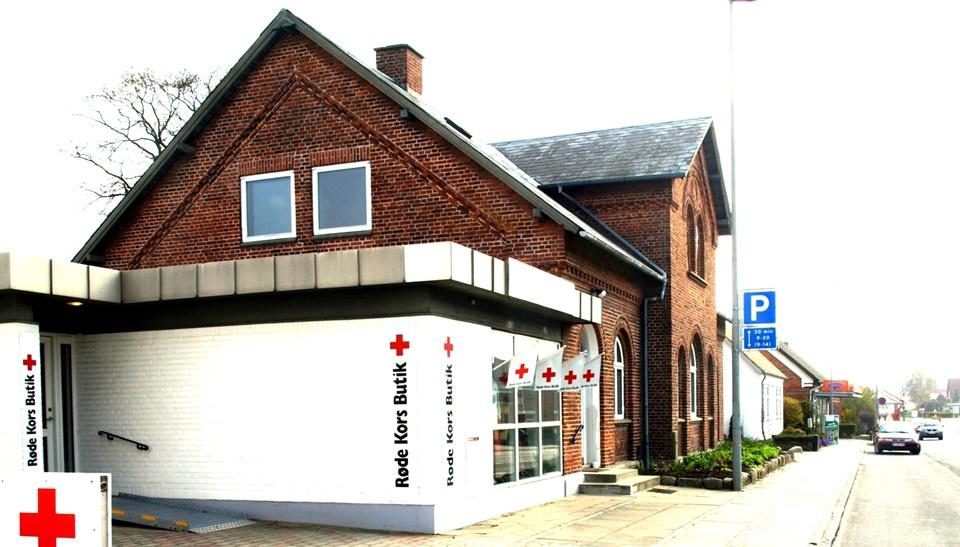 Røde Kors butikken